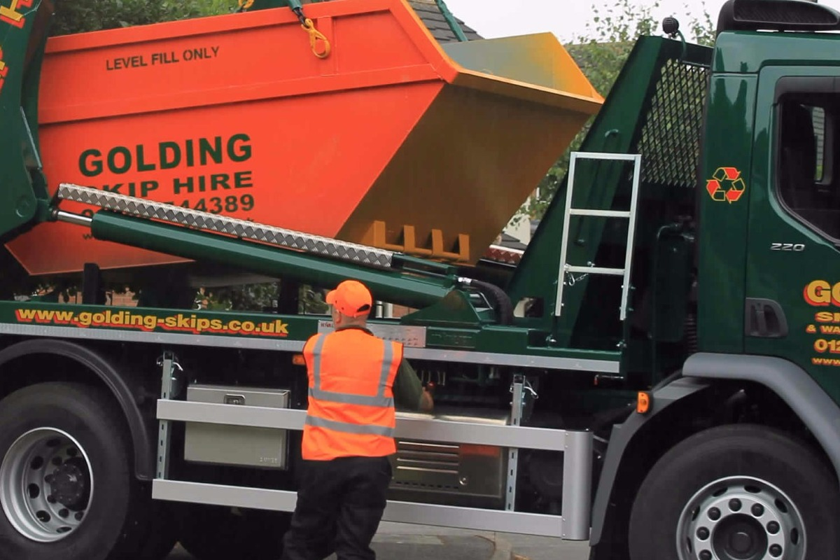Goldings Skip Hire Services