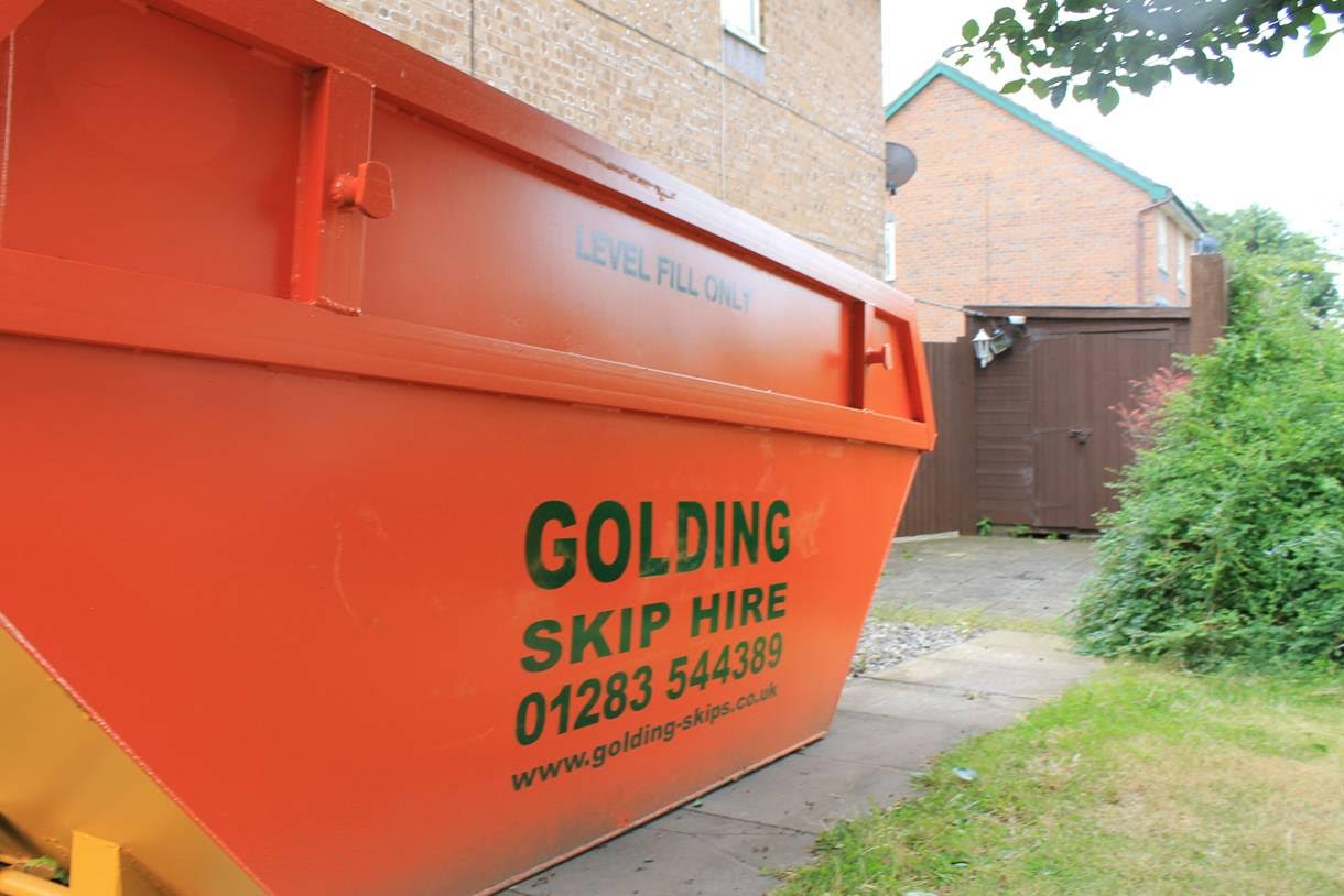 Film Recycling at Golding Skip Hire